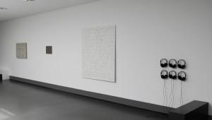 Ausstellungsansicht Ralf Witthaus Kunsthalle Düsseldorf Du gibst mir die Tür - Ich gebe Dir den Raum IMG_8331-web1000