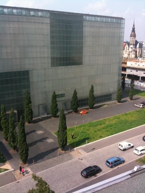 Neuer Ruderalgarten am Bildermuseum - Vorarbeiten