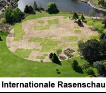Internationale Rasenschau Ralf Witthaus Foto Harald Neumann Landart L