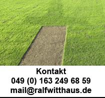 Kontakt Ralf Witthaus Adresse Telefonnummer
