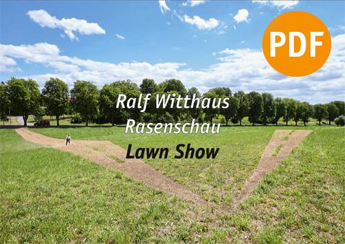 PDF KATALOG Ralf Witthaus Bild