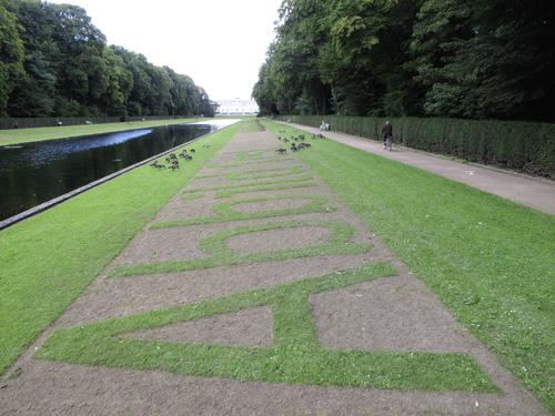 Ralf Witthaus IN DEINEM SPIEGEL Schloss Benrath IMG_9519-web 500