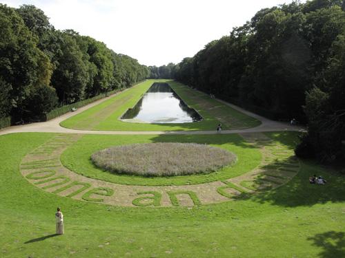 Ralf Witthaus In Deinem Spiegel Schloss Benrath (Werk+Foto) IMG_9114-web500
