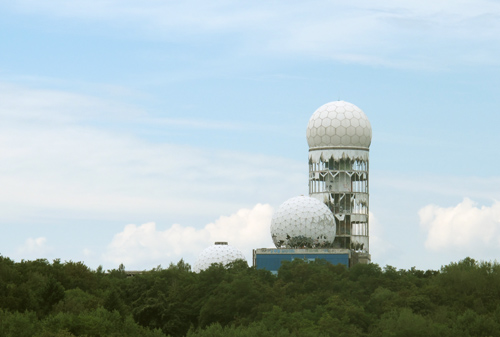 Teufelsberg project Space web500